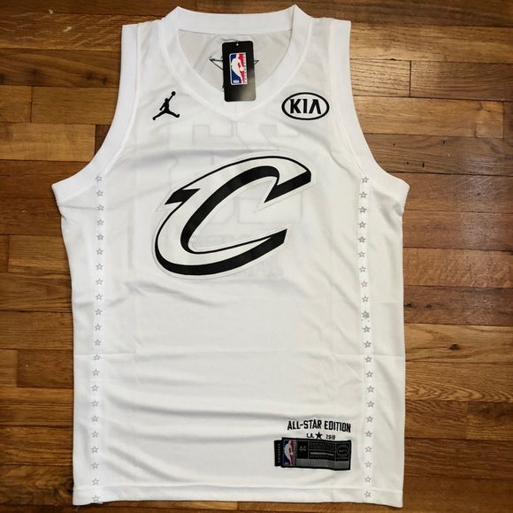 on sale 22f70 1af0b Lebron James All Star Edition Jersey   NWT NWT